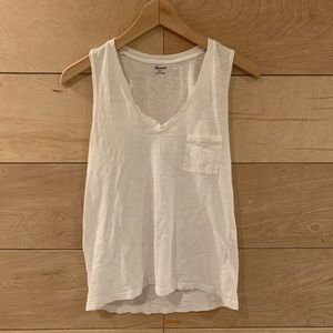 Madewell Sleeveless Top